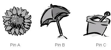 summer pin