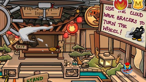 ninja hideout flame
