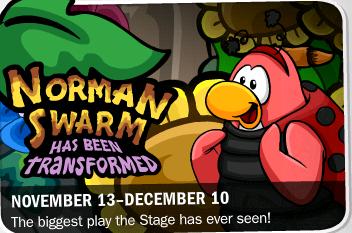norman swarm